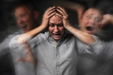 schizofrenia to opętanie