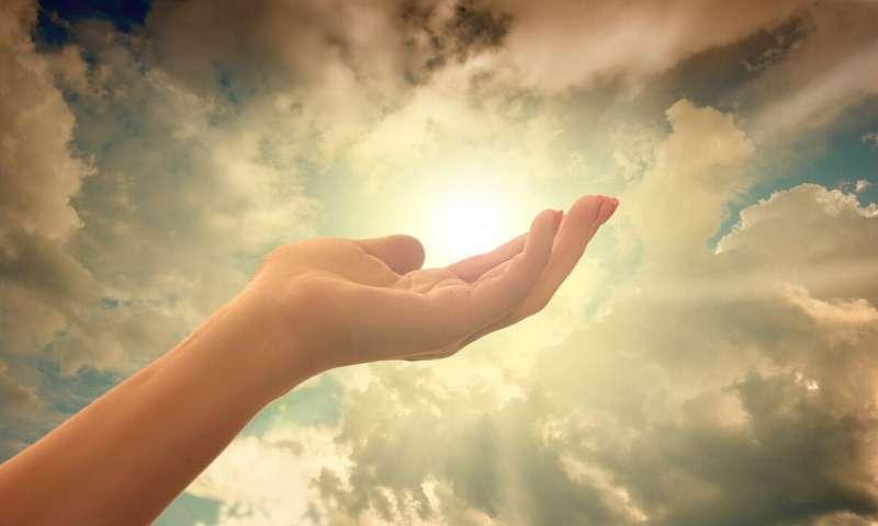 modlitwa dziękczynna do Stwórcy