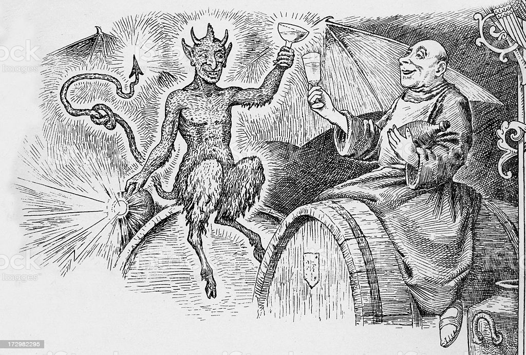 demon alkoholu