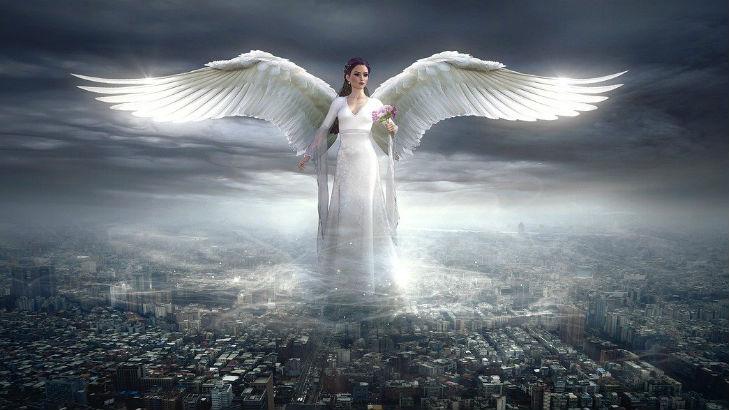 jak chronią nas aniołowie