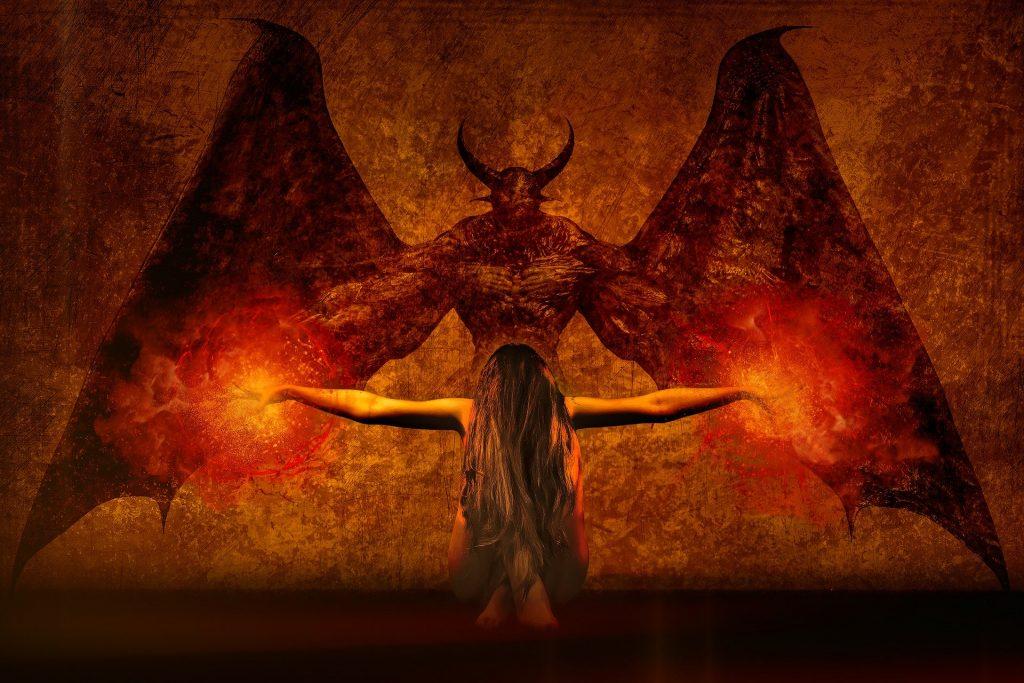 dusza zasilana przez demona