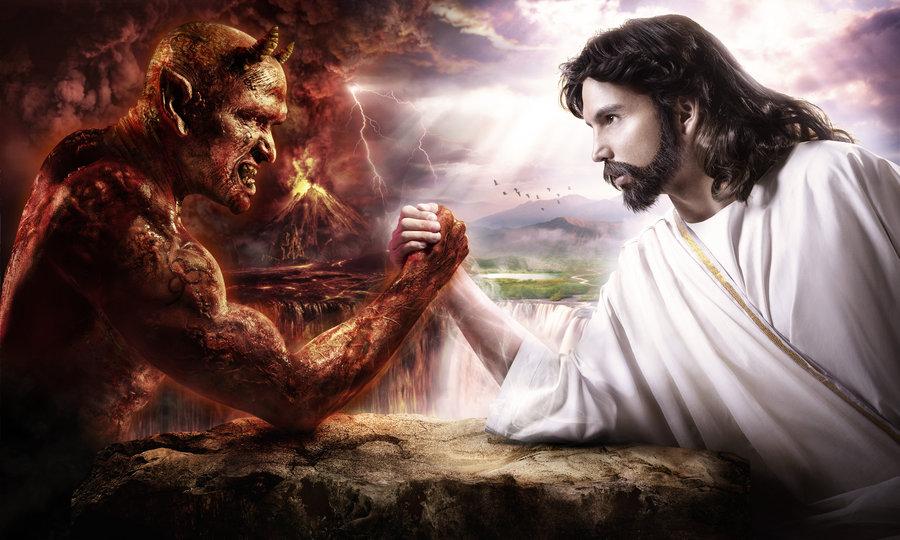 opętanie na jezusa
