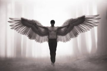 anioł z matrixa