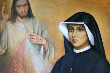 co naprawdę widziała święta Faustyna