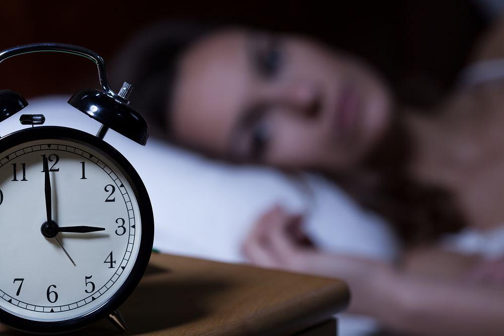 problemy ze snem a nawiedzone przedmioty