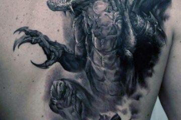 tatutuażę a ataki demoniczne